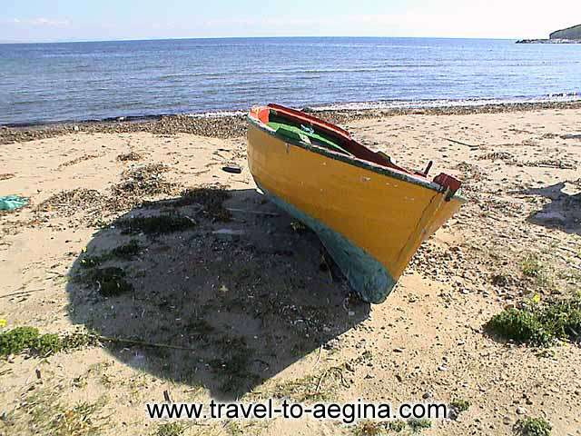 Travel to Aegina Photo Gallery  -  AGIA MARINA