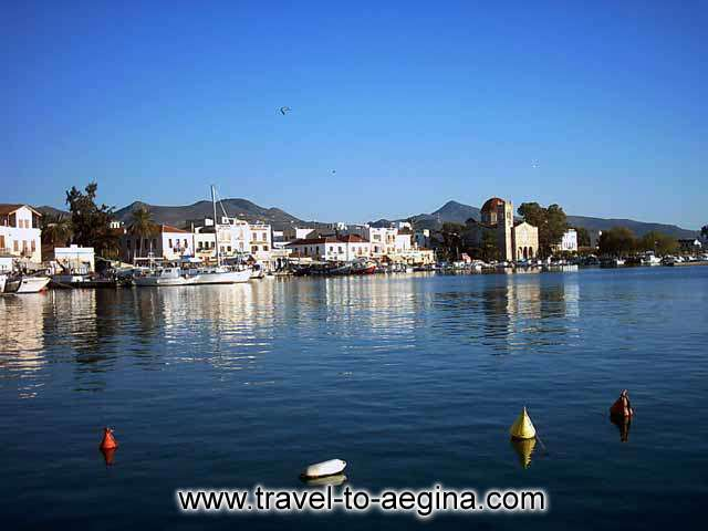 Travel to Aegina Photo Gallery  -  AEGINA