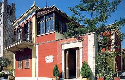 AEGINITIKO ARCHONTIKO  HOTEL IN  AG. NIKOLAOU & THOMAIDOS 1