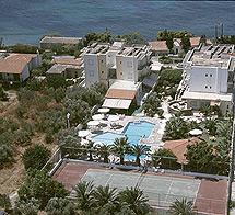 KLONOS ANNA HOTEL  HOTEL IN  48 KAZANTZAKI Str
