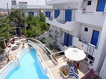 MYRMIDON HOTEL  HOTELS IN  AGIA MARINA