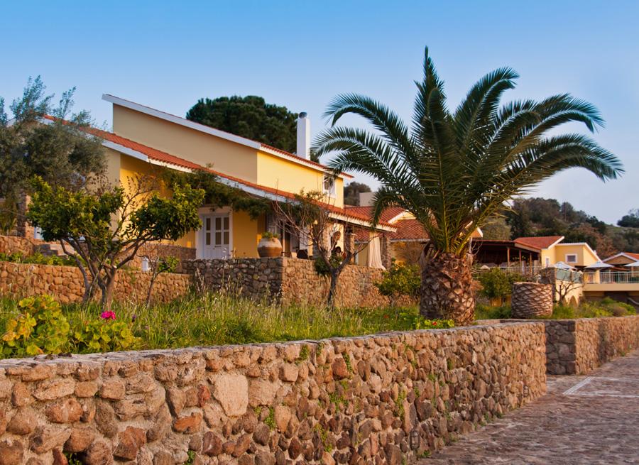 AELIA VILLA  HOTEL IN  Christofidou , Perdika , Aegina