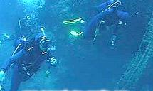 ARGO DIVING  DIVING IN  Agia Marina